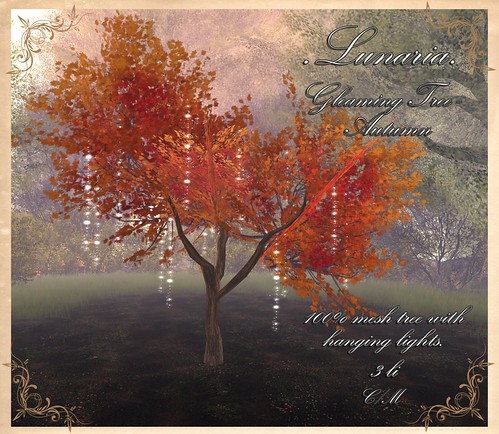 Gleaming Tree - Autumn Group Gift