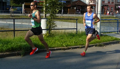 Festivalový půlmaraton ve Zlíně vyhrál Šacl, Pastorová se blýskla ženským traťovým rekordem