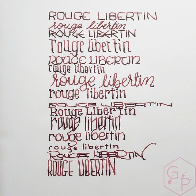 Louis Vuitton Rouge Libertin Ink 5