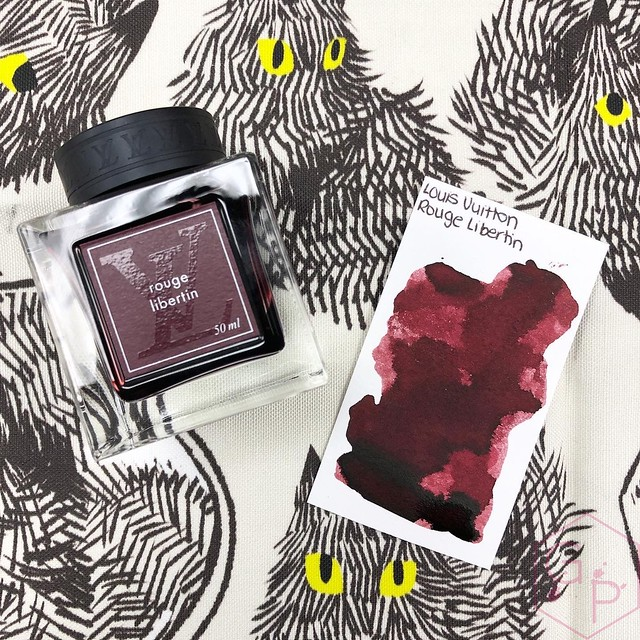 Louis Vuitton Rouge Libertin Ink 2