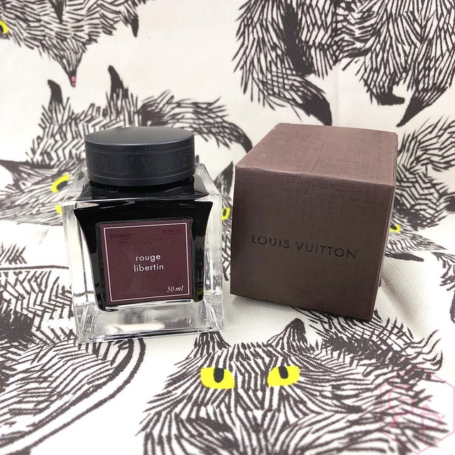 Louis Vuitton Rouge Libertin Ink 1