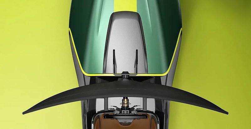 AMR-C01 Racing Simulator Top
