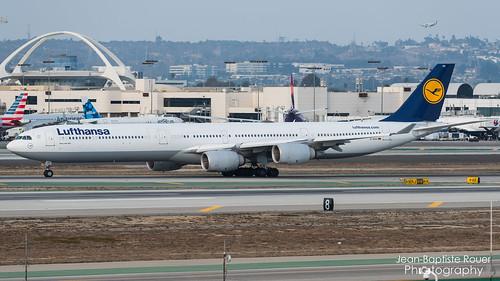 Airbus A340-642 Lufthansa D-AIHV