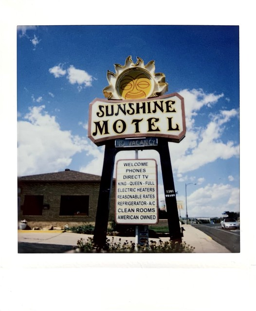 welcome to the sunshine 1