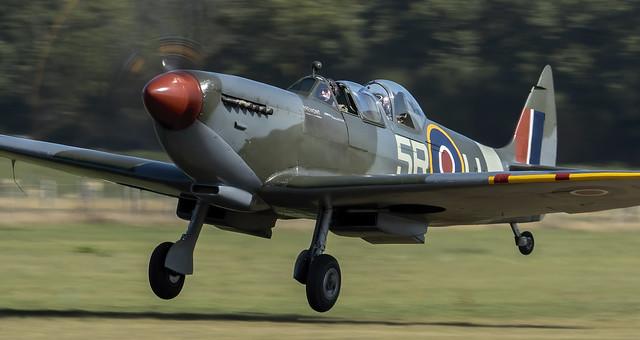 Supermarine Spitfire G-CCCA / PV2O2.