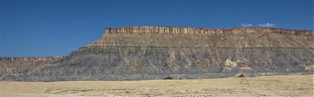 Cliffs of Central Utah