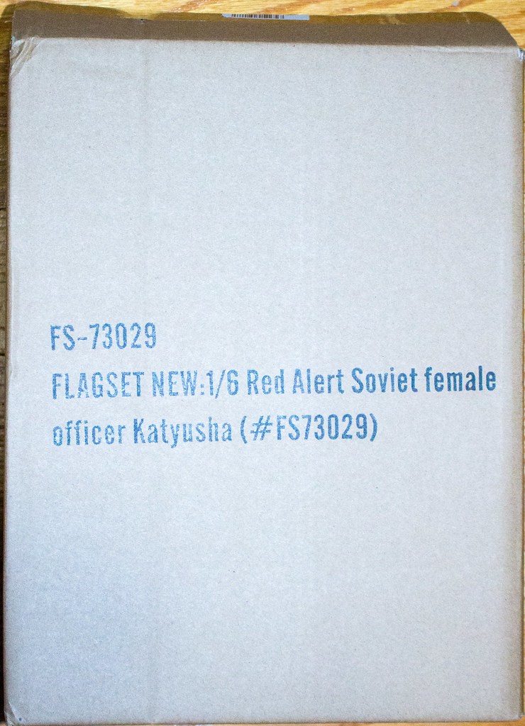 videogame - NEW PRODUCT: Flagset: 1/6 Red Alert Soviet female officer Katyusha (#FS73029) 50343047748_50c45a3c4d_b