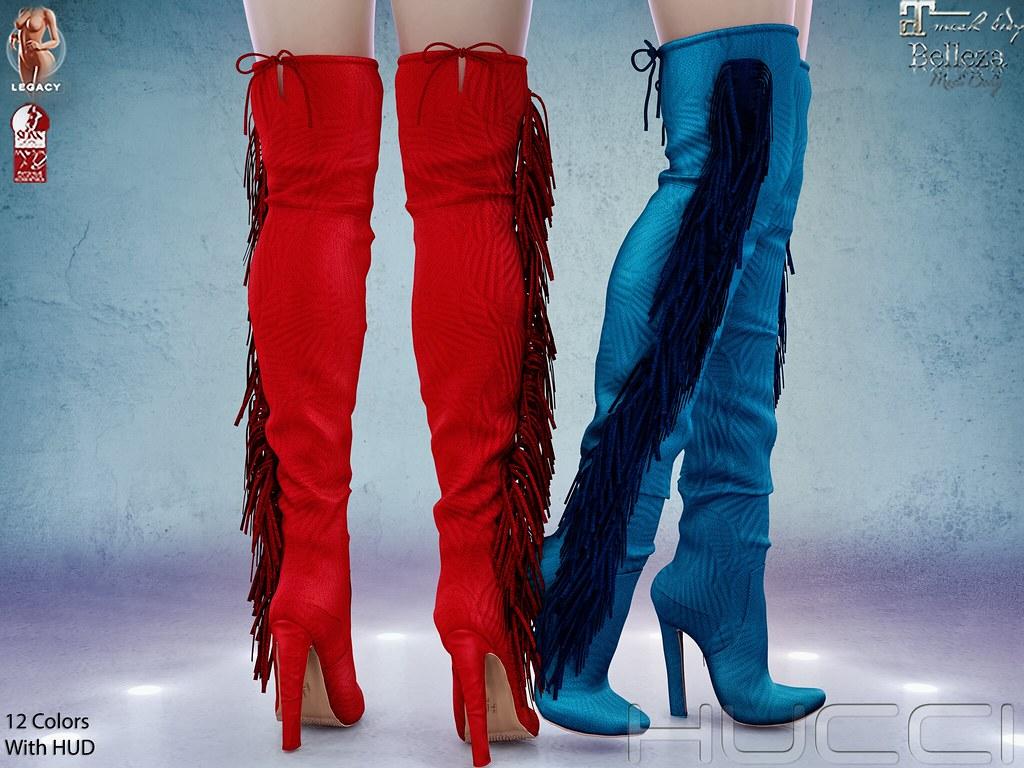 Mulege Boots @ K9