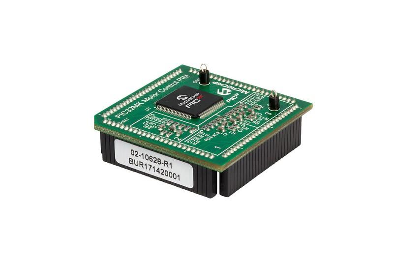 PIC32MK MCM Family Plug-in Module (PIM) MA320211