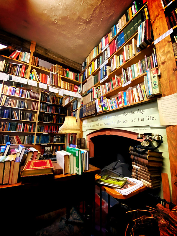 Wigtown The Bookshop