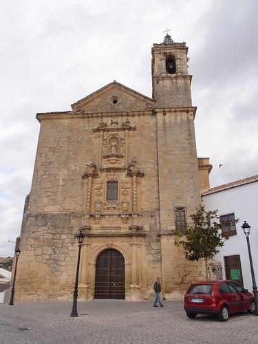 Convento de San Antonio en Montefrío
