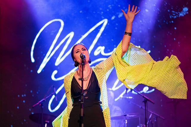 María Peláe - Crew Nation