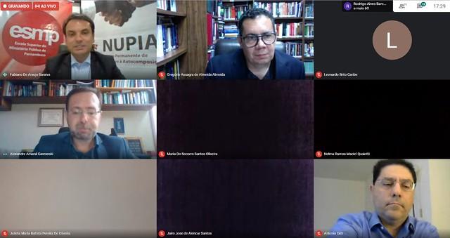 NUPIA e ESMP Convidam: Conversa Autocompositiva co