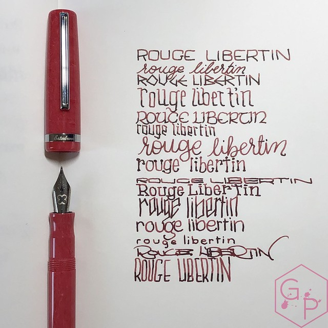 Louis Vuitton Rouge Libertin Ink 4