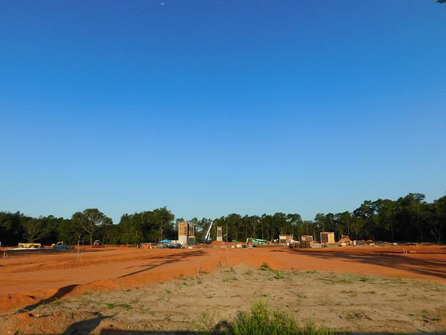 Santa Rosa County Courthouse Under Construction