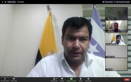 SESIÓN NO. 682 DEL PLENO DE LA ASAMBLEA NACIONAL (VIRTUAL). ECUADOR, 14 DE SEPTIEMBRE 2020