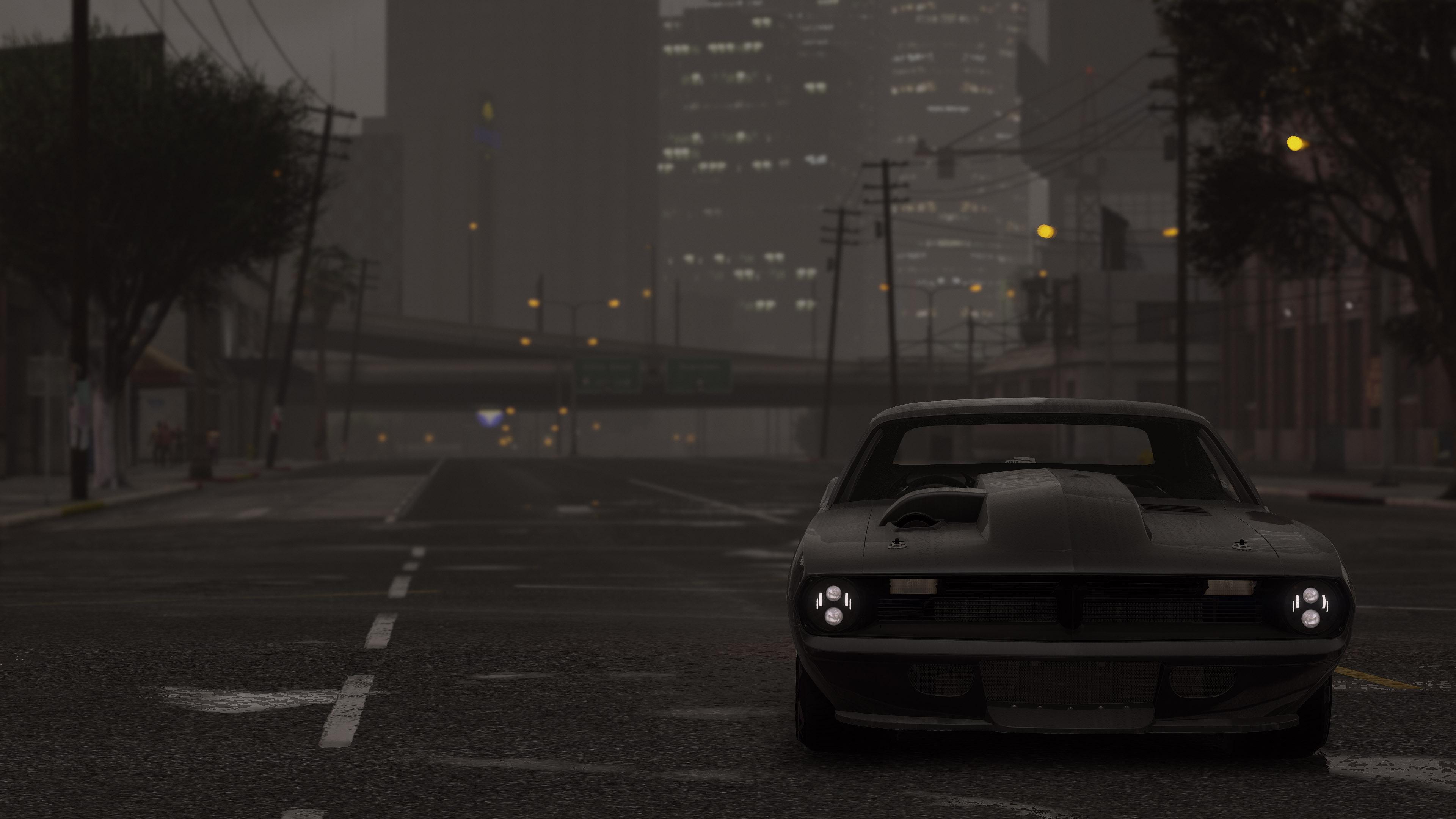 Overcast Dawn