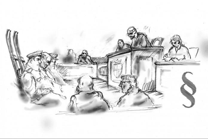 Zlyží za mříže (3): Srážka závodnice snávštěvníkem při tréninku