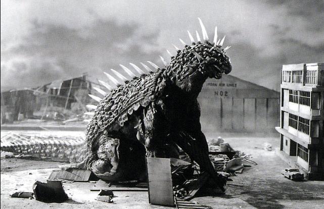 婆羅陀魏山神之怒!X-PLUS DEFOREAL《大怪獸巴朗》巴朗(1958)塗裝完成品