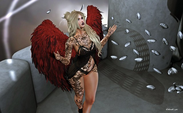 Asherah - Angel of the stars of heaven and earth