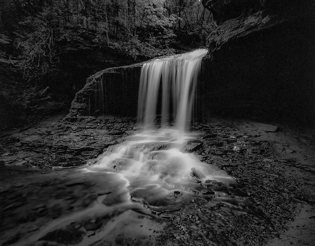 Lost Creek Falls-Bayfield County, WI