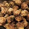 #polpetti #mushroom #partysize  #meatbals #homemade #Food #CucinaDelloZio - #basmati #rice