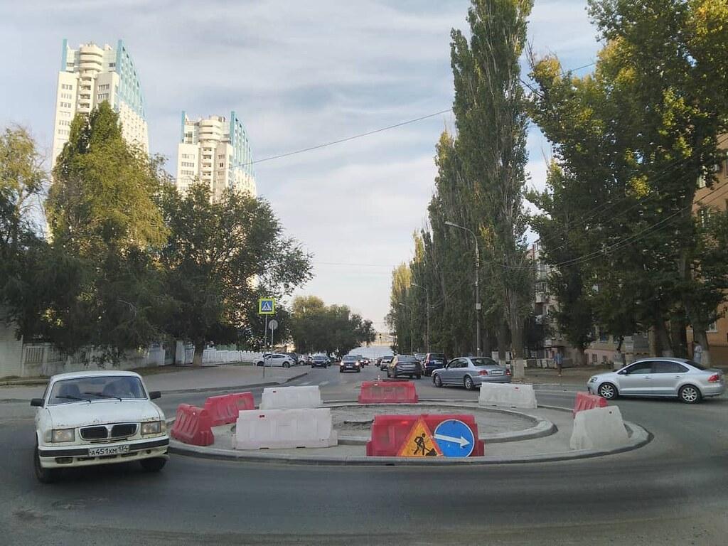 Волгоград, автор Михаил Соломонов
