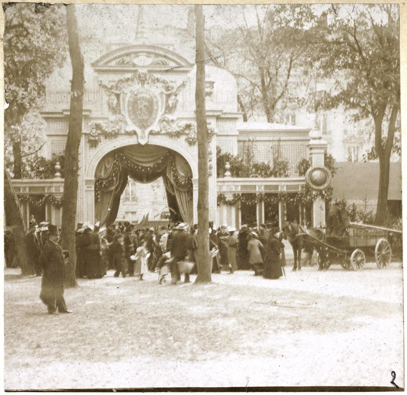 10. Porte Monumentale