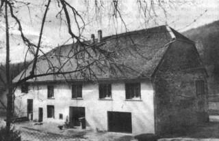 Le moulin de Liersne où l'on pouvait se procurer de la farine