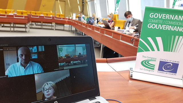 Gouvernance Committee Meeting - 15 September 2020