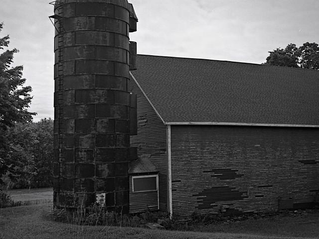 Rymes Farm_Hay Barn & Silo
