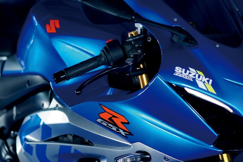 Suzuki GSX-R1000R 100 Anniversary Eye