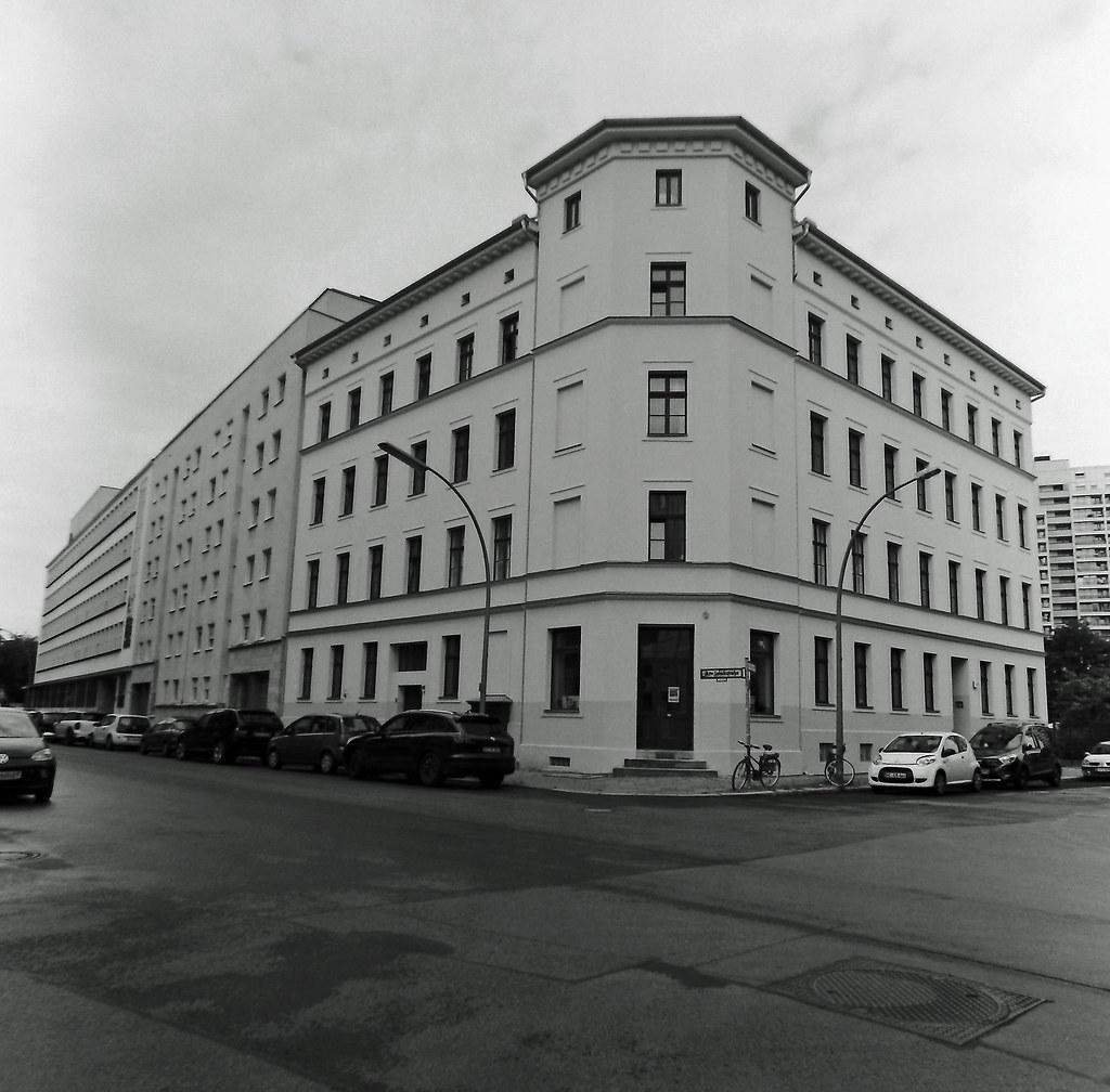 Eckhaus Berlin Kreuzberg 26.6.2020