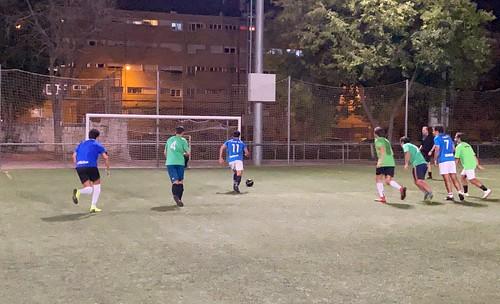 Luis Herráiz marca el definitivo 3-3