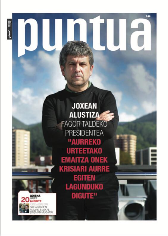 Joxean Alustiza-Puntua