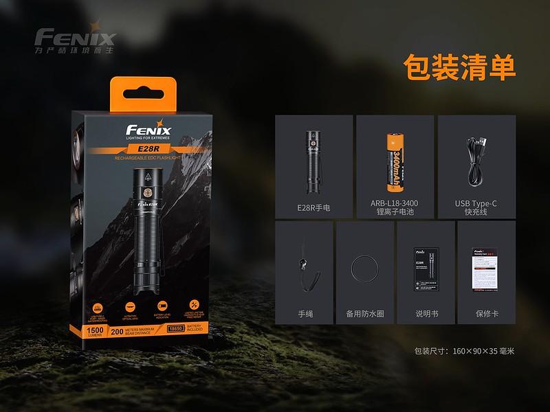 Fenix E28R-8