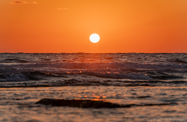 Sunset Orange Hex Color Code