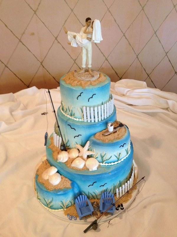 Cake by Flour Child Bakery - Virginia Beach