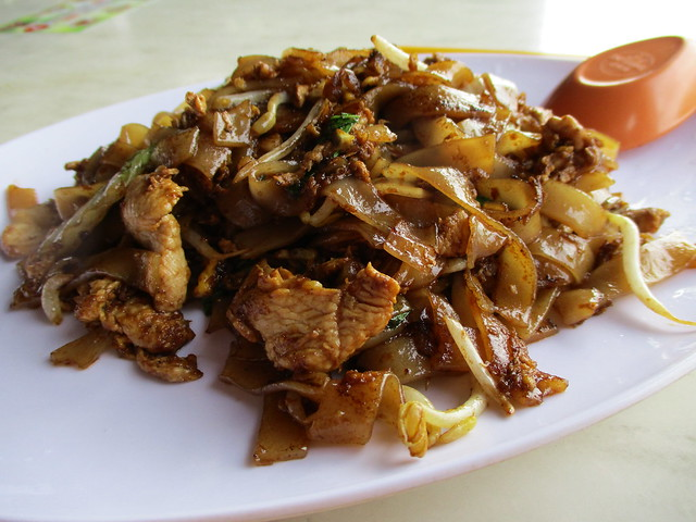 23 Food Court char kway teow