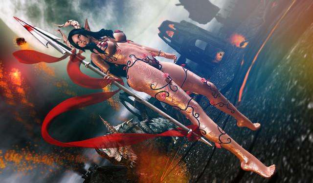 Netherworld Warrior