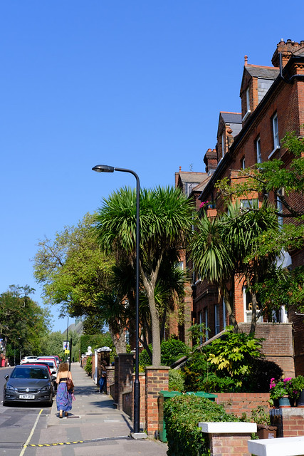 Hampstead, SoCal Style …