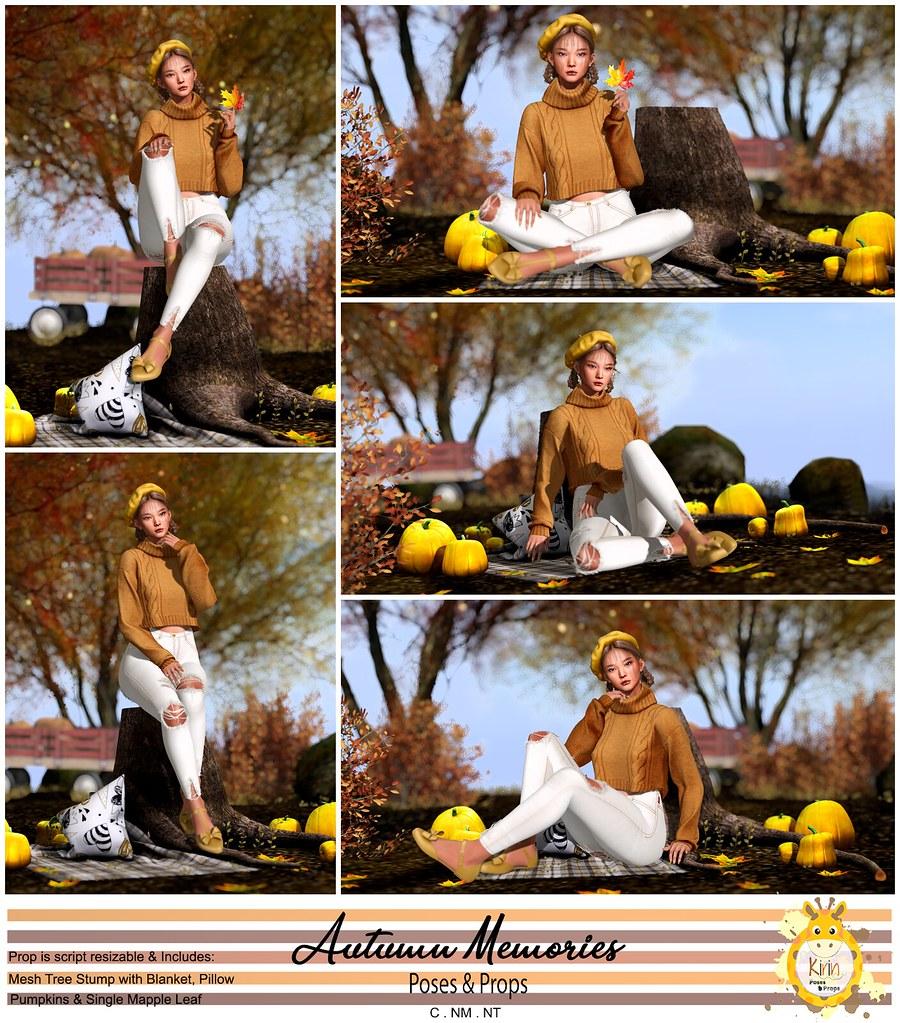 Kirin - Autumn Memories @ Kustom9 <3