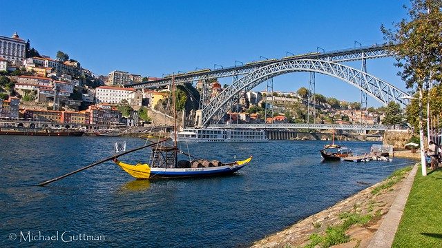 A Lovely Day Along the Douro River (in explore)