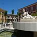 Comiso, Dianina fontána, foto: Petr Nejedlý