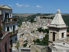 Ragusa: Nahoru a dolů po sicilsku