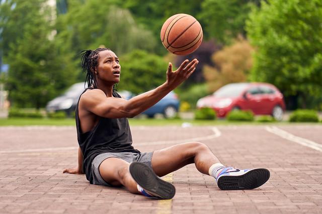 Nyasha Mazhata - The Basketball