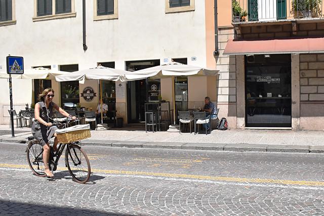 Cycle, Verona, Italy