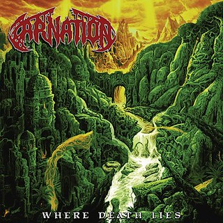Album Review: Carnation – Where Death Lies
