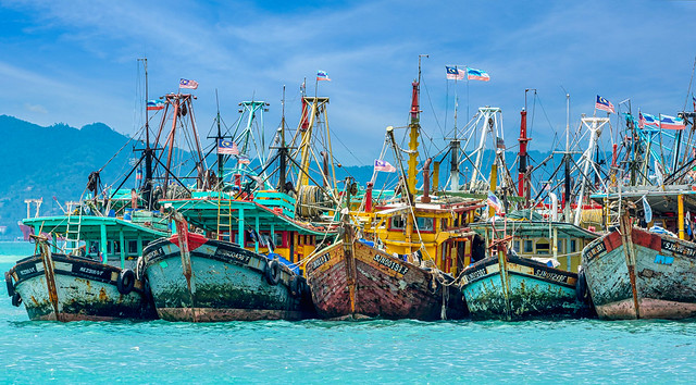 Aging Fishing Fleet