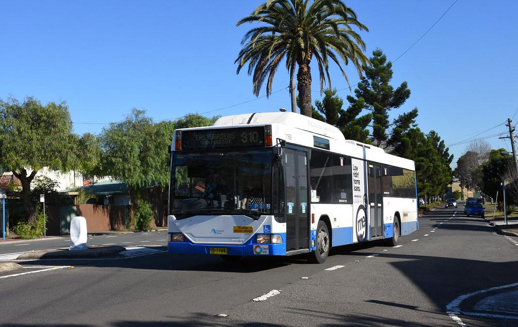 Bus 1169, Botany, Sydney, NSW.